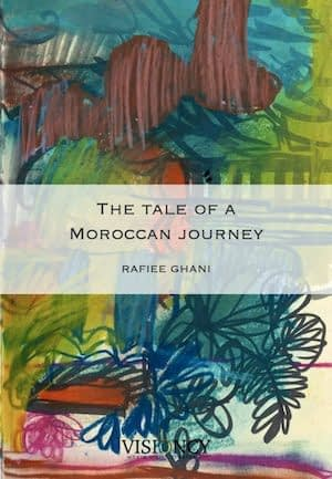 Rafiee Ghani book publication – Book Cover