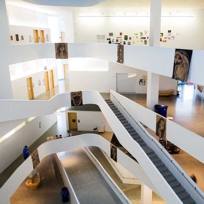 Global Arts Institute – architecture