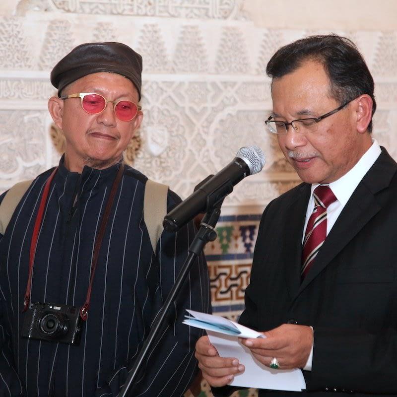 Rafiee Ghani book publication