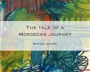 Rafiee Ghani book publication - Book Cover