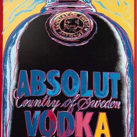 Warhol ABSOLUT