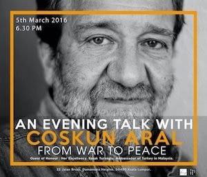 Evening Talk with Coşkun Aral